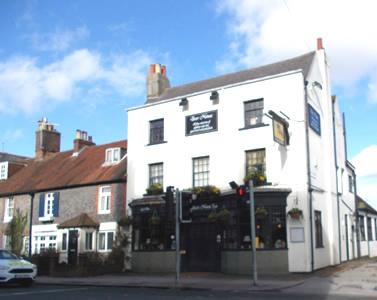 Black Horse Inn, Lewes