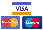 credit debit cards accepted