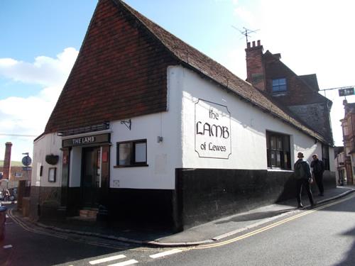 lamb of lewes pub