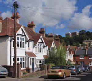 the corner house Lewes